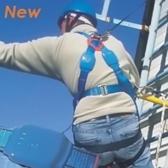 Szelki techniczne comfort elastrac